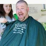 Shaved Head Fundraiser