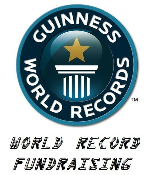 World record fundraising