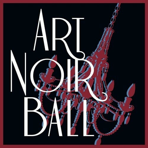 Art Noir Ball fundraiser