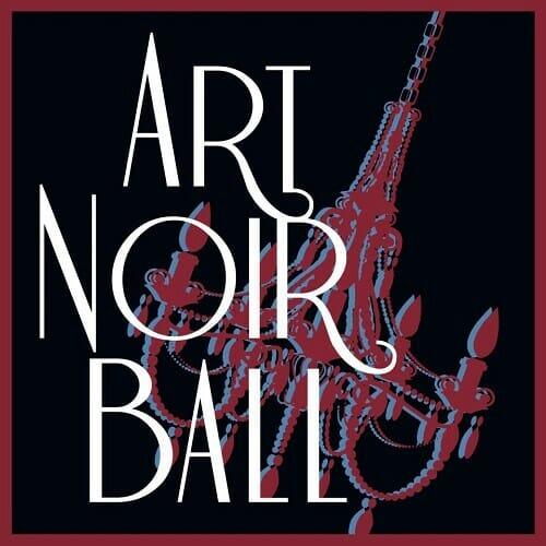 Art Noir Ball fundraiser