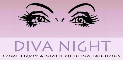 Diva Night fundraiser