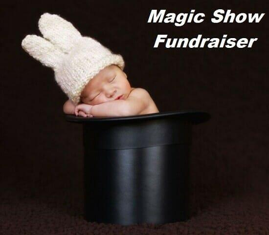 Magic show fundraiser captivates the crowd