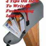 4 Tips on How to Write A Fundraising Letter