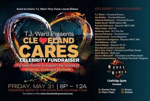 Cleveland Cares Fundraiser