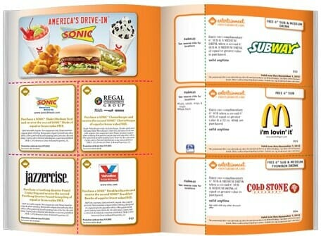 Coupon Book Fundraiser