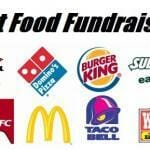 Fast Food Restaurant Fundraisers
