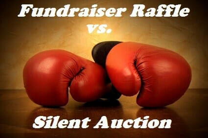 Fundraiser Raffle vs Silent Auction