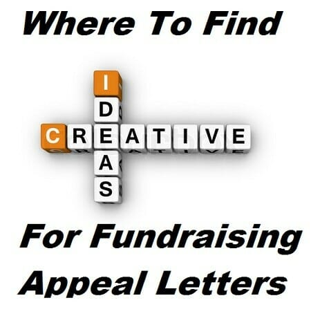 Fundraising Letters: Where To Find Creative Ideas