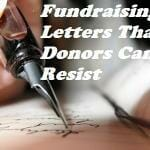 Write Fundraising Letters That Donors Can't Resist