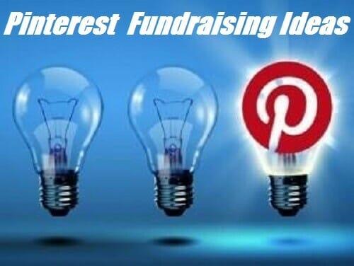 Pinterest Fundraising Ideas