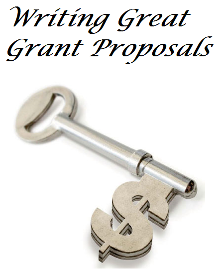 Writing Great Grant Proposals