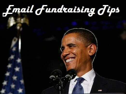 Email Fundraising Tips