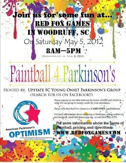 Paintball Team Tournament Fundraising Ideas