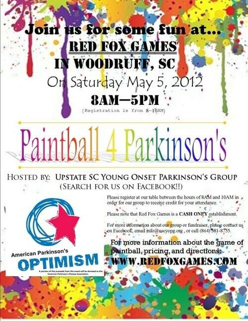 Paintball Team Tournament Fundraising Ideas