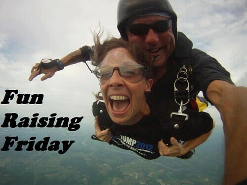 Fun Raising Friday #14 - Ten fun fundraising ideas