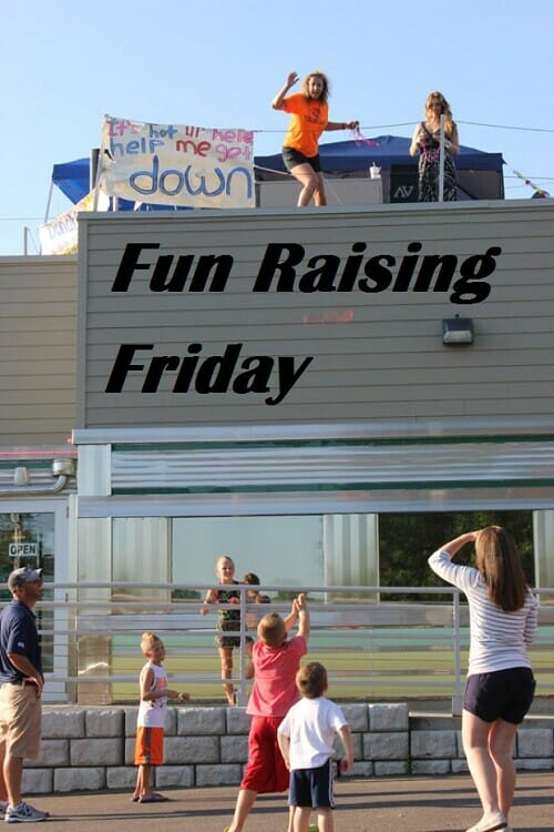 Fun Raising Friday: 10 Fun Fundraisers Ideas