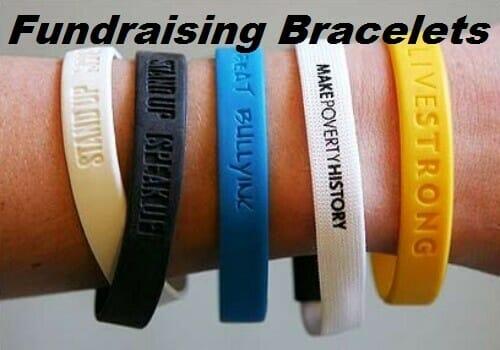Fundraising Bracelets