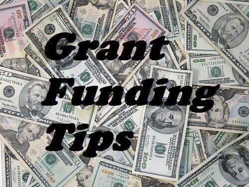 Grant Funding Tips