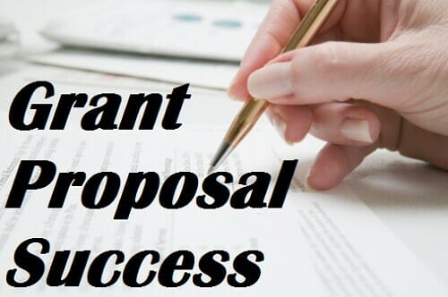 Grant Proposal Success  Use Testimonials