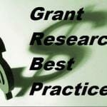 Best Practices For Grant Research