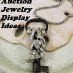 Silent Auction Jewelry Display Ideas