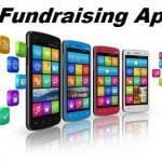Smartphone fundraising apps