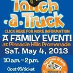 Touch A Truck Fundraiser Event
