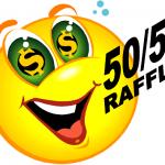 50/50 Raffle Fundraiser