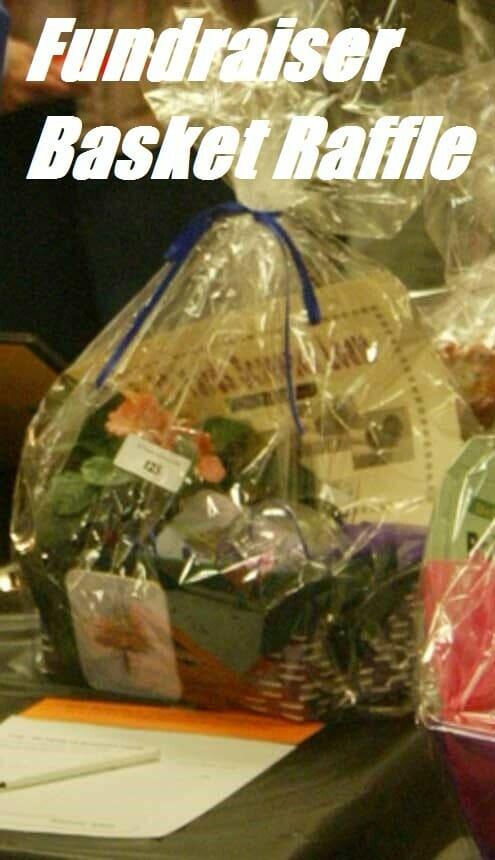 Fundraiser Basket Raffle