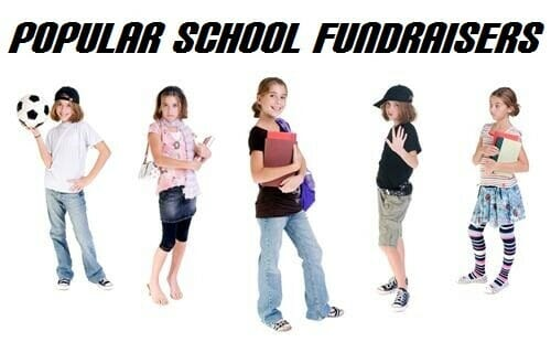 Popular Easy School Fundraisers