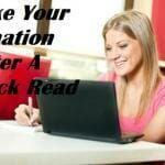 Make Your Donation Letter A Quick Read