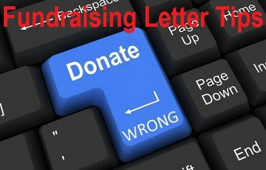 Five fundraising letter tips spiritdancerdesigns Image collections