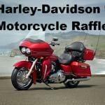 Harley-Davidson Motorcycle Raffle