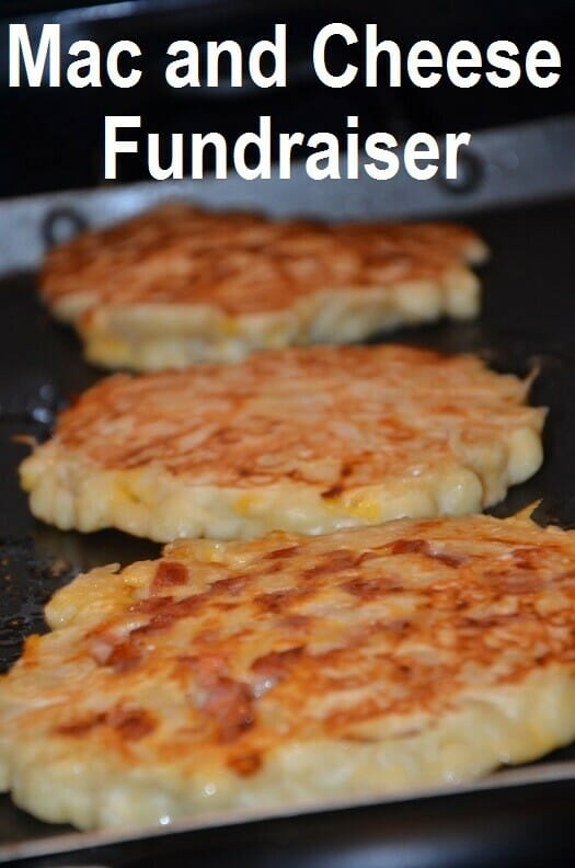 Mac And Cheese Fundraiser
