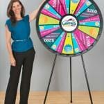 Fundraising Event Prize Wheel