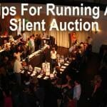Tips For Running A Silent Auction