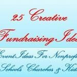Creative Fundraising Ideas & Events