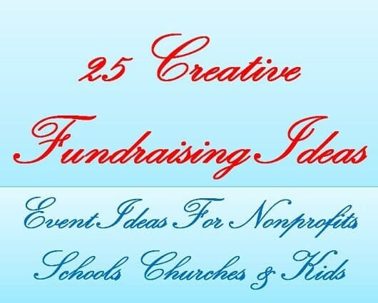 25 Creative Fundraising Ideas
