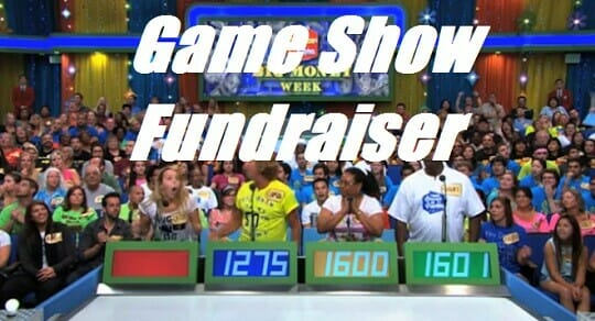 Game Show Fundraiser Ideas