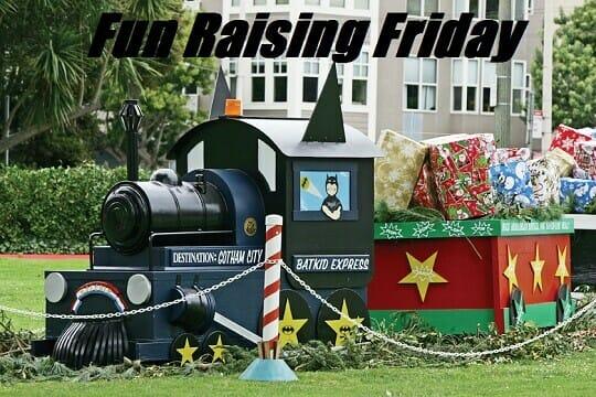 Fun Raising Friday 21
