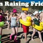 Fun Raising Friday 22