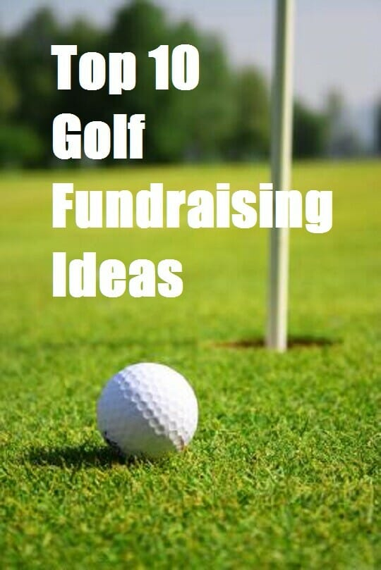 Top 10 Golf Fundraising Ideas