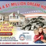 House Raffle Fundraiser
