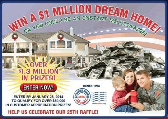House Raffle Fundraiser
