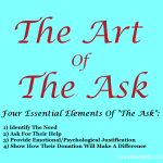 The Art Of The Ask