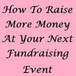 12 Fundraising Event Tips