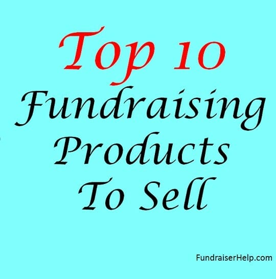 Top 10 fundraising products to sell for Ideas for products to make and sell