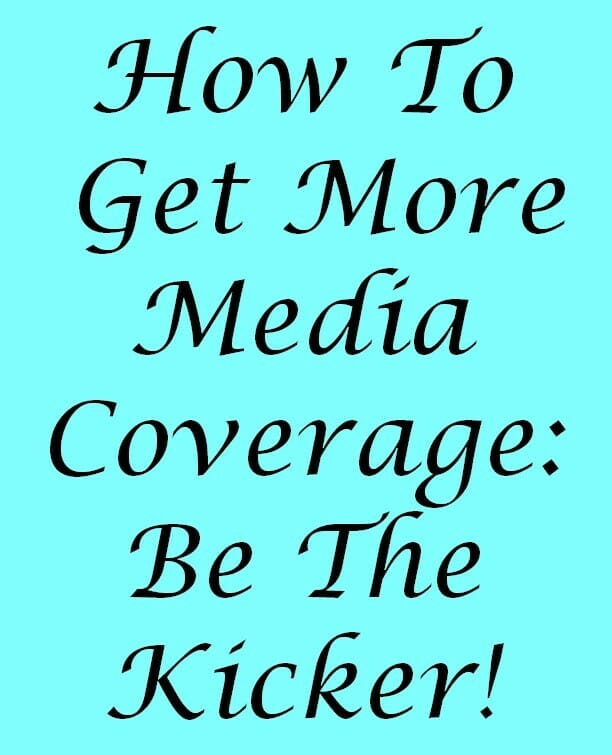 How To Get More Media Coverage
