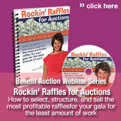 Rockin Raffles For Auctions | Red Apple Auctions