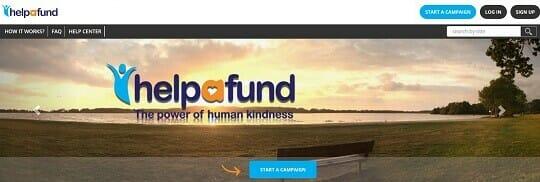 HelpAFund.com - Fundraising Online